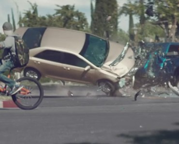 AT&T Delivers Powerful Reminder in Distracted Driving Video.