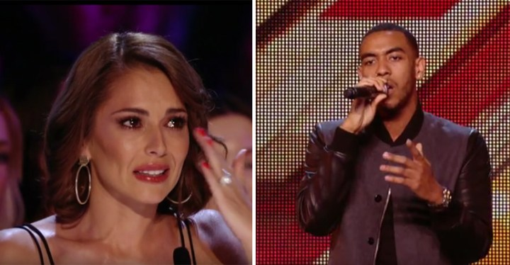 Josh Daniels Moves XFactor Judges to Tears Including Simon.