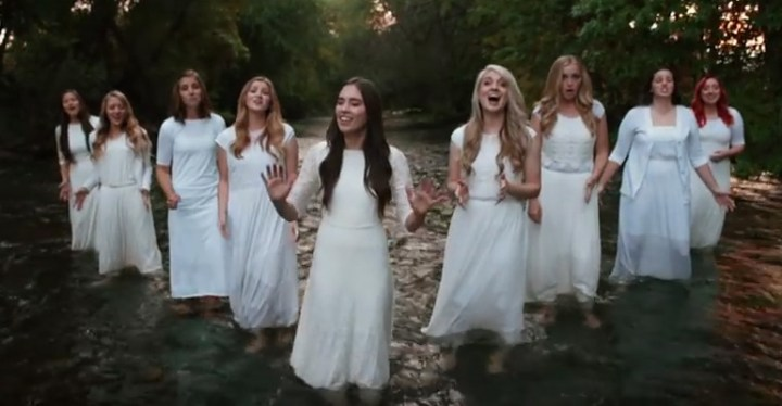 Amazing Grace (My Chains Are Gone) - BYU Noteworthy.