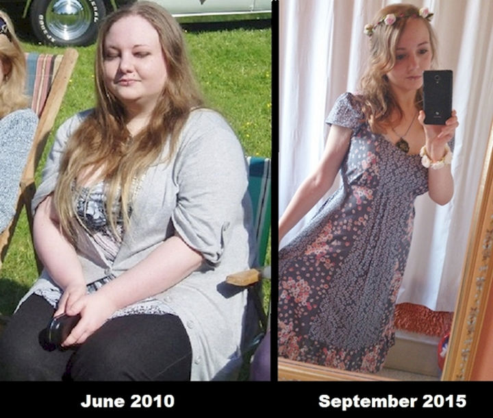 18 Before and After Weight Loss Photos That Will Inspire
