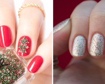 23 Holiday Manicures That Will Make Your Nails Festive and Fun.