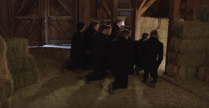 'Silent Night' Sung A Cappella by BYU Vocal Point.
