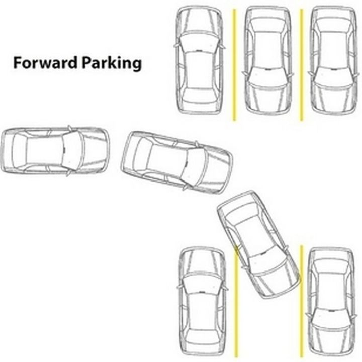 17 Life Hacks to Help Simplify Your Life - Back up into a tight parking space instead of parking forward into it. You generally have a sharper turn radius when backing up your car.