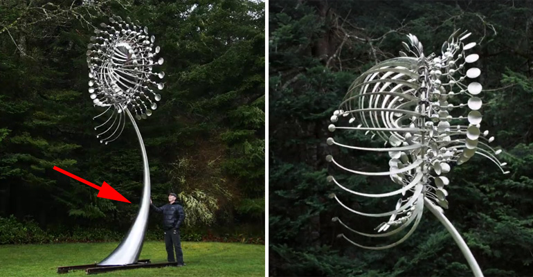 Kinetic Sculpture Artists