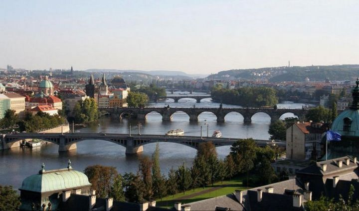 Best Holiday Destinations 2019: Prague, Czech Republic.