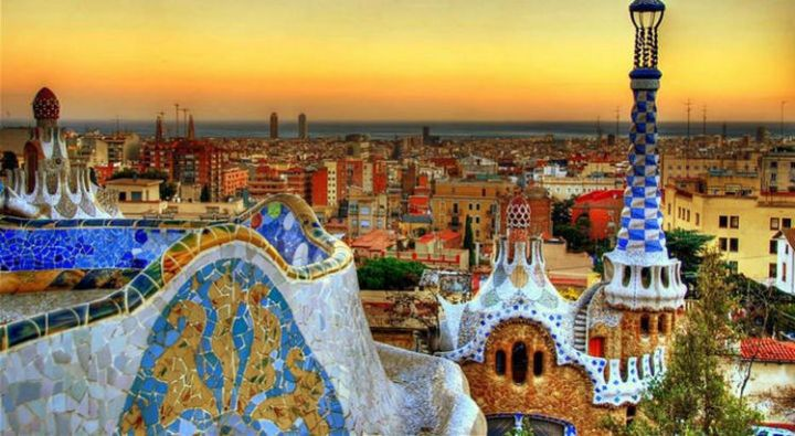 Top 25 Travel Destinations 2019 - Barcelona, Spain.