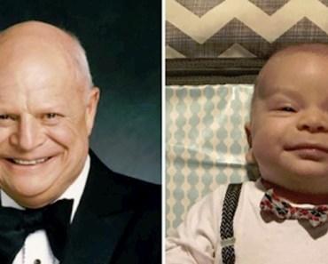 13 Babies That Look Like Celebrities or Something Else!