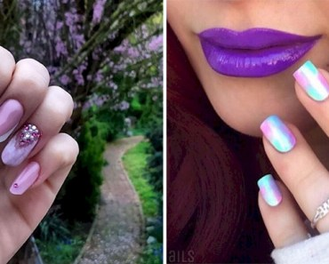 18 Spring Nails That Are as Pretty as the Season.
