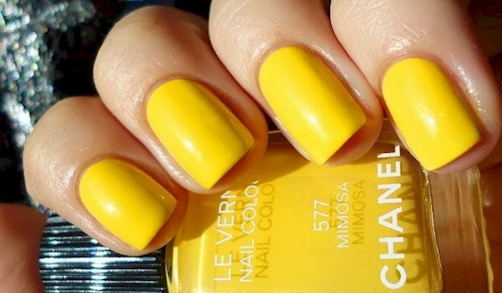 13 Nail Hacks for Salon-Quality Manicures - Apply multiple thin coats for awesome nails.