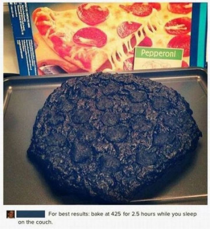 28 People Having a Bad Day - What happens when you fall asleep with something in the oven.
