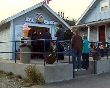 Pokemon Go Players Save Struggling Washington Ice Cream Shop.