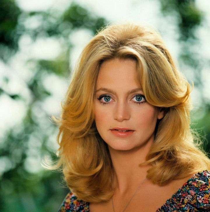 Goldie Hawn is beautiful and she is one of the finest comedic actresses ever but she's also a director, producer, and singer!