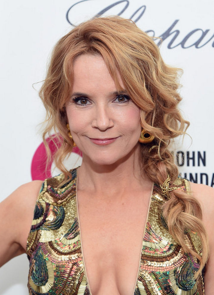 Lea Thompson is best known for her role in 'Back to the Future' and based on how great she looks, she may have found the fountain of youth!