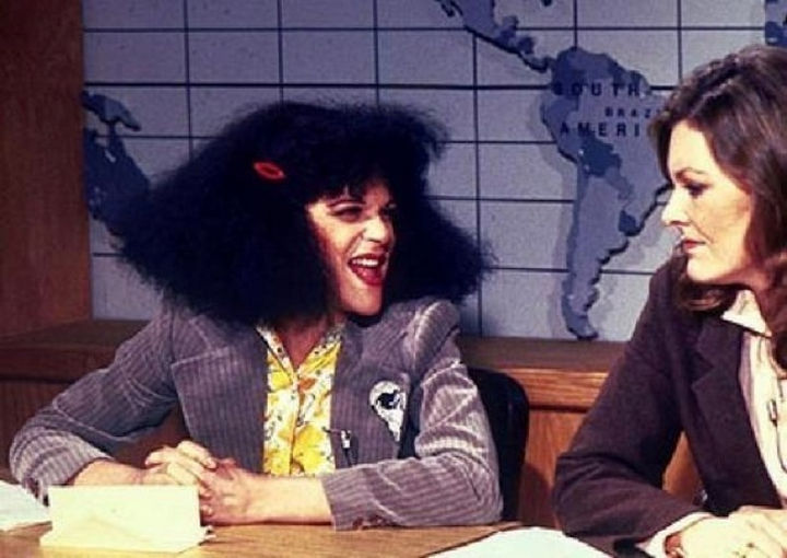 34 Things If You Grew Up in the 60s or 70s - It was a treat when your parents let you stay up late to watch Saturday Night Live's Weekend Update with Roseanne Rosannadanna and Jane Curtain.