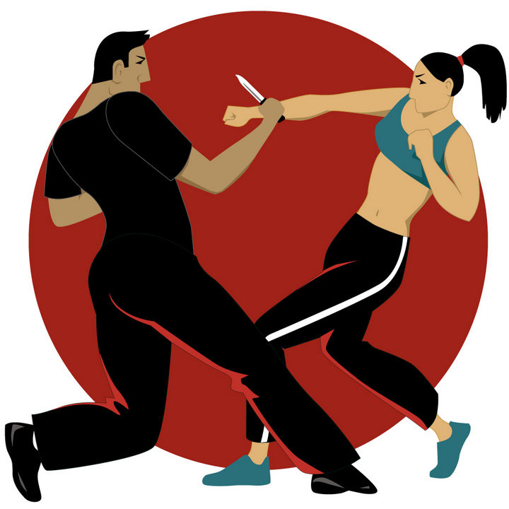 17 Self-Defense Tips - Nothing makes you feel safer than a self-defense course.