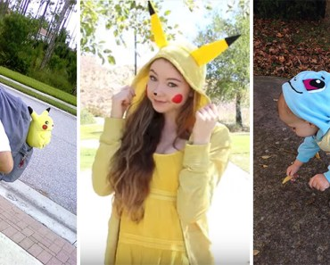 20 Pokémon Costumes for Halloween That Are Super Effective.