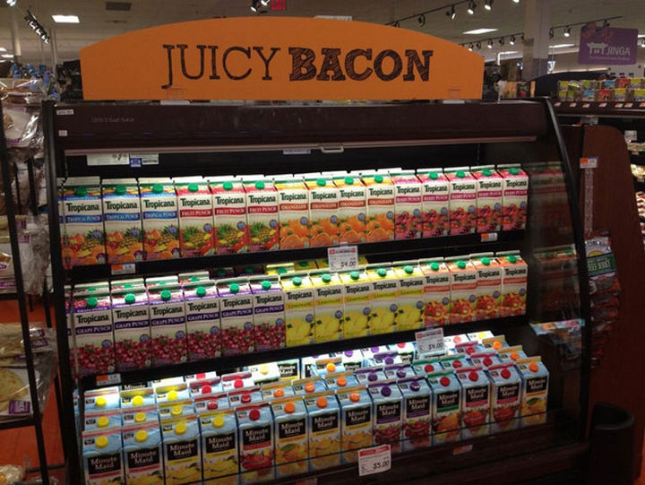 25 People Who Simply Had One Job - No juicy bacon for you!