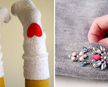 18 DIY Winter Fashion Projects You Are Going to Love!