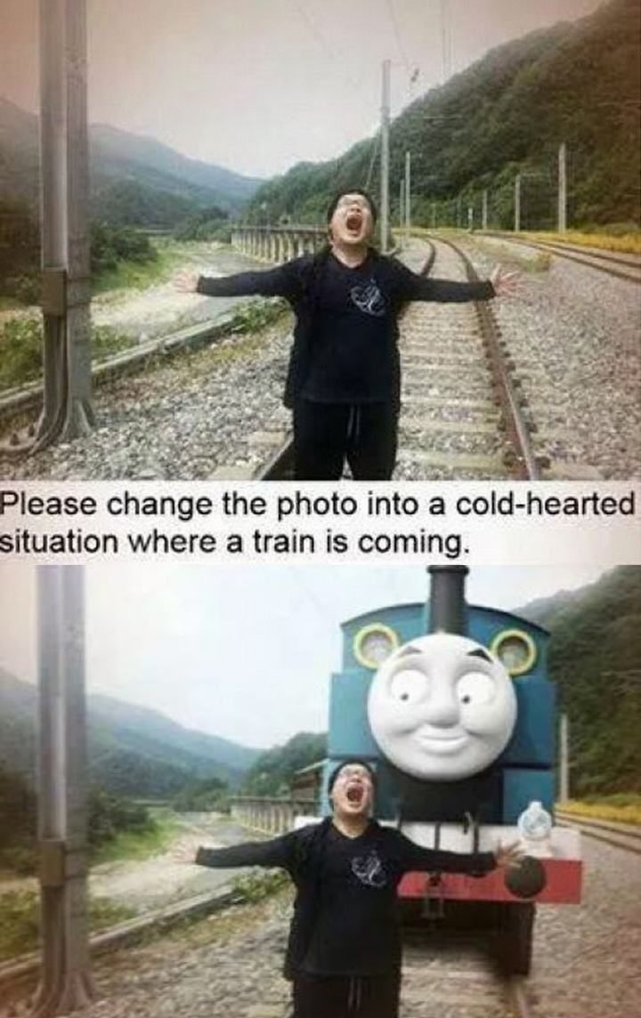 25 Funny Photoshop Trolls - Nicely done, Sir.