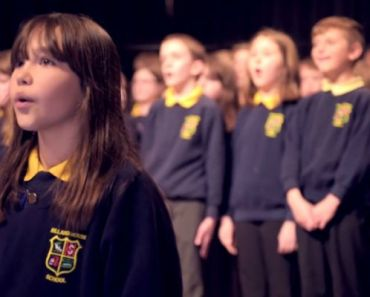10-Year-Old Girl With Autism, ADHD Sings Hallelujah Perfectly.