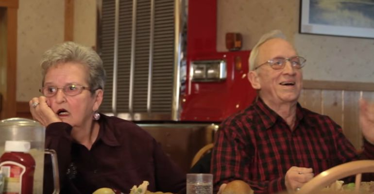 Married Couple Hilariously Tries to Say Baked in a Buttery, Flaky Crust.