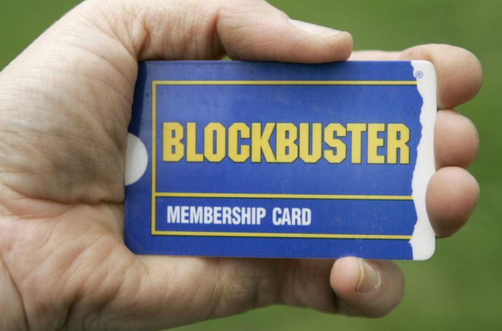 When your dad took out this card, it was going to be an epic movie night.
