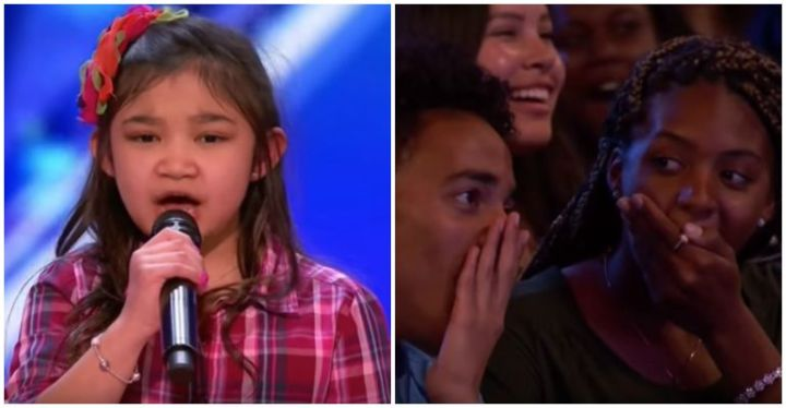 Angelica Hale's Amazing America's Got Talent 2017 Audition Performance.