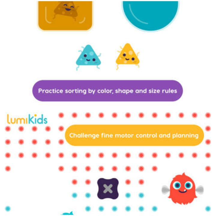 23 Kids Learning Apps - LumiKids Park.