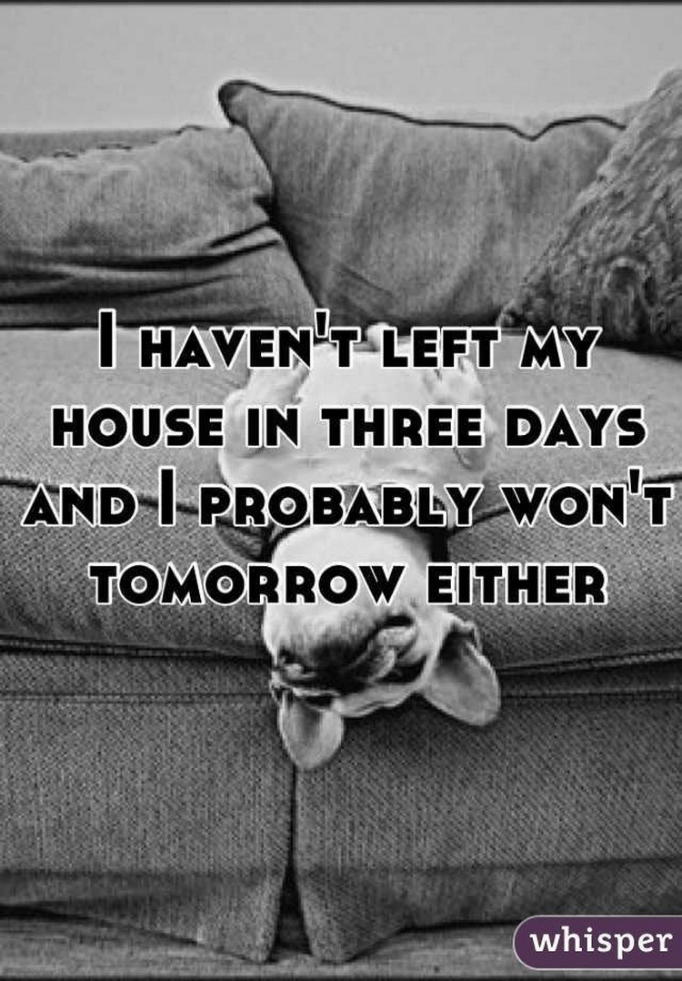 """17 People Who Have Life All Figured Out - """"I haven't left my house in three days and I probably won't tomorrow either."""""""