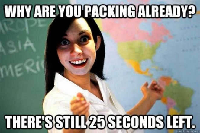 49 Funny School Memes - We all have/had that one teacher.
