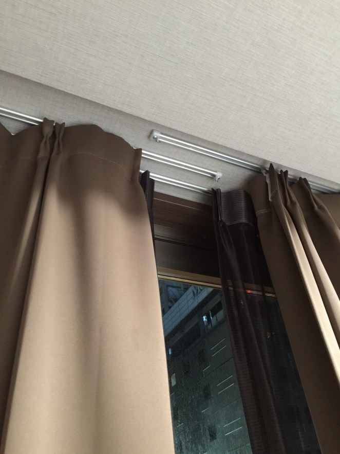 15 New Inventions - Overlapping curtains