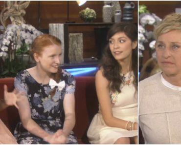 Ellen DeGeneres Meets 3 Inspiring Homecoming Queens.