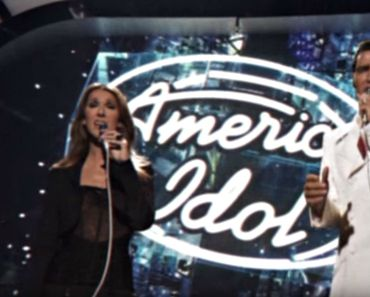Celine Dion Performs LIVE With Elvis Presley On American Idol.