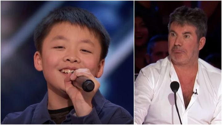 Jeffrey Li Performs You Raise Me Up Cover at AGT Auditions 2018.