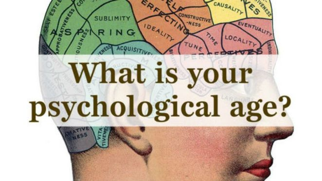 Psychological Age Quiz Reveals Your Emotional Maturity and Logic Level.