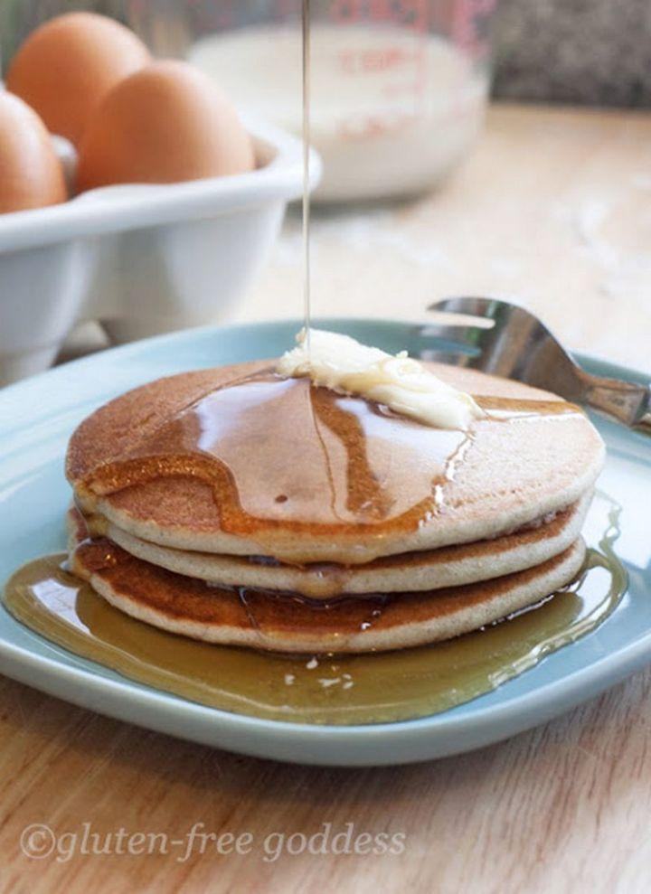 15 Luscious Pancake Recipes - Best Gluten-Free Pancakes.
