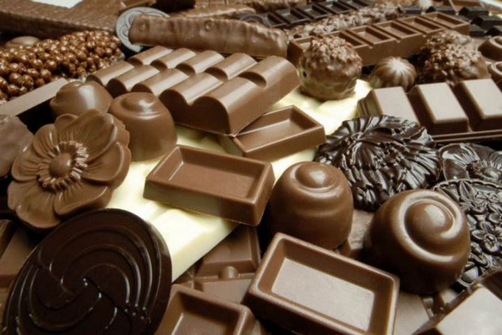 25 Facts About Chocolate - If you're a teenager or prone to acne, eat all the chocolate you want. Scientists have proven that it doesn't make you break out.