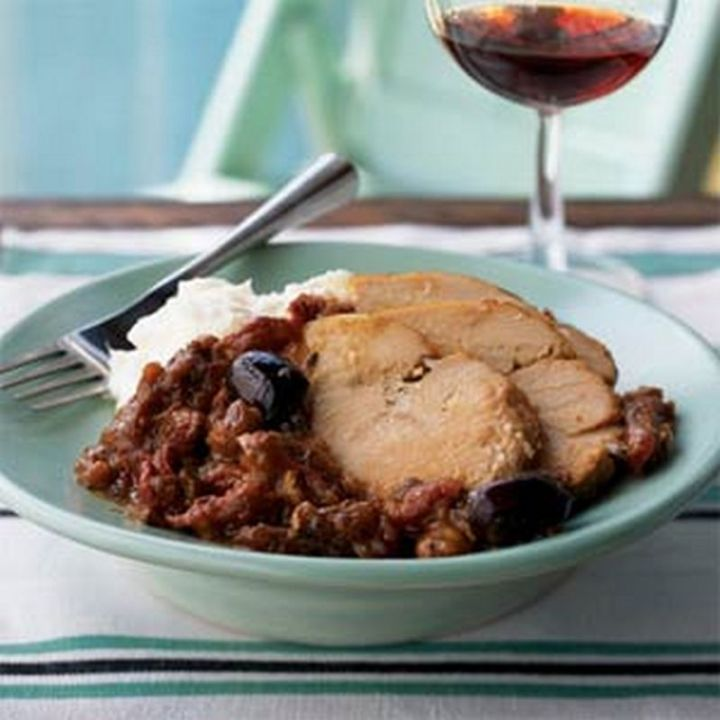 13 Crock-Pot Recipes - Mediterranean Roast Turkey.