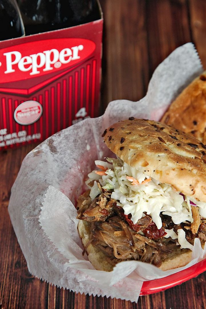13 Crock-Pot Recipes - Dr. Pepper Pulled Pork.