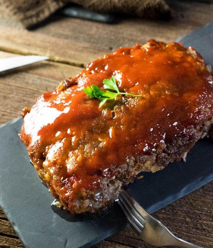 15 Meatloaf Recipes - Brown Sugar Meatloaf.