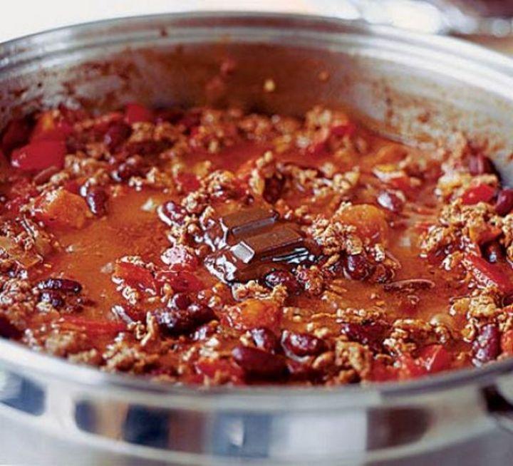 23 Best Chili Recipes - Chilli con carne.