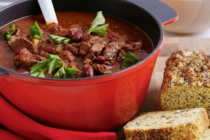 23 Best Chili Recipes - Chilli for a Crowd.