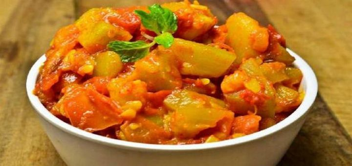 49 Indian Side Dishes - South Indian Vegetables.