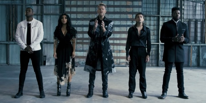 Pentatonix's Cover of 'The Sound of Silence' Is Jaw-Dropping