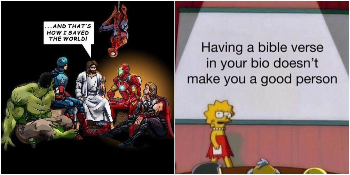 65 Christian Jesus Memes That Are So Funny You Ll Swear It S A