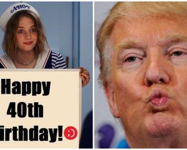 101 Happy 40th Birthday Memes.