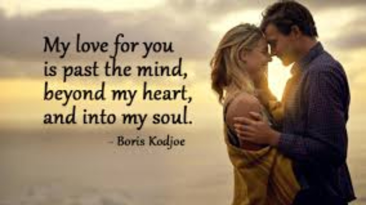 9 Love Quotes for Him That Are Straight from the Heart