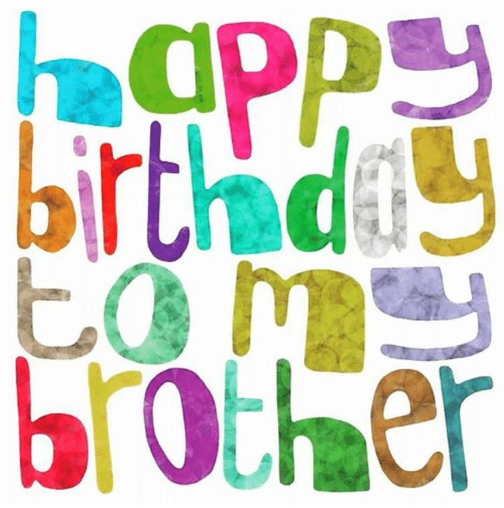 "71 Happy Birthday Brother Memes - ""Happy birthday to my brother."""
