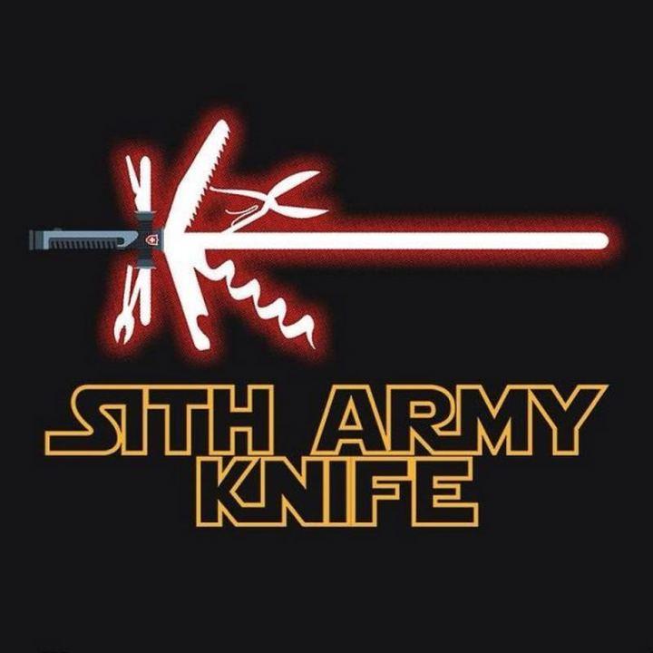 "61 Star Wars Memes - ""Sith army knife."""