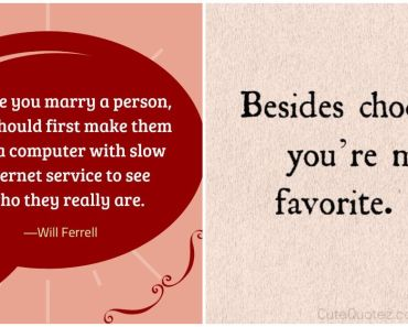 53 Funny Love Quotes and Sayings From the Heart.